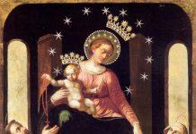 Icona Madonna di Pompei